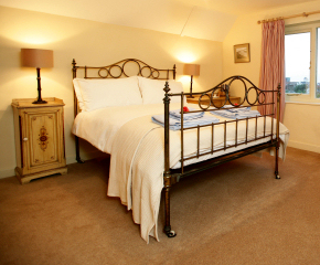 Bedroom, The Gables, Aldeburgh, Suffolk