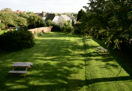 Garden, The Gables, Aldeburgh, Suffolk
